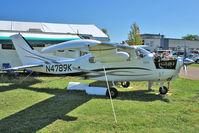N4789K @ OSH - 1979 Cessna P210N, c/n: P21000320 at 2011 Oshkosh