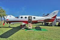 N600BD @ OSH - 2008 Air Epic 600bd Llc EPIC LT, c/n: 019 at 2011 Oshkosh - by Terry Fletcher