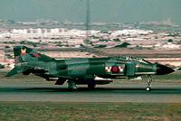 XV460 @ LMML - Phantom XV460/E 56Sqd RAF - by raymond