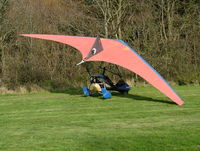 G-JESA - Raven Wing Flash II Alpha Trike Rotax 582 - by AJ