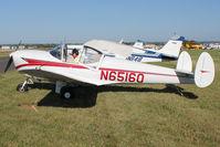 N6516Q @ FLD - 1966 Alon A2, c/n: A-116 at Fond Du Lac
