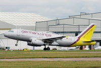 D-AGWD @ EGCC - Germanwings - by Chris Hall