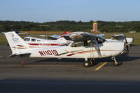 N11019 @ FDK - A newer Cessna 172 - by Duncan Kirk