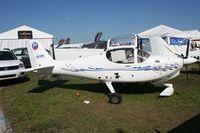 N419PL @ LAL - Europa Motor Glider