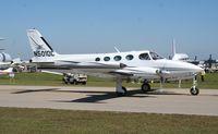N501DC @ LAL - Cessna 340A