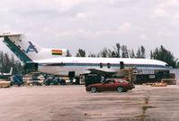 CP-2277 @ OPF - Aero Sur ex - by Henk Geerlings