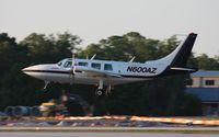 N600AZ @ LAL - Aerostar 601