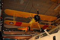 07481 - Boeing-Stearman N2S-3 Trainer at the Virginia Air & Space Center, Hampton, VA - by scotch-canadian