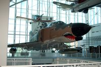 67-0392 - McDonnell Douglas F-4EF-4E Phantom II at the Virginia Air & Space Center, Hampton, VA - by scotch-canadian