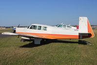N6835N @ FLD - 1968 Mooney M-20G, c/n: 680112 at Fond Du Lac