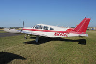 N8414C @ FLD - 1976 Piper PA-28R-200, c/n: 28R-7635160 at Fond Du Lac