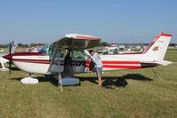 N758NB @ FLD - 1979 Cessna R172K, c/n: R1723219 at Fond Du Lac