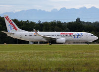 EC-JAP @ LSGG - Ready for take off rwy 23 - by Shunn311