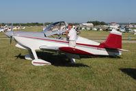 N31TJ @ OSH - 2002 Jackson Terry C VANS ACFT RV-6, c/n: 60414 at Fond Du Lac