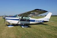 N92542 @ FLD - 1970 Cessna 182N, c/n: 18260252 at Fond Du Lac