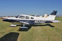 N8346C @ FLD - 1976 Piper PA-28-181, c/n: 28-7690120 at Fond Du Lac