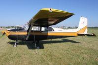 N6467E @ FLD - 1959 Cessna 172, c/n: 46567 at Fond Du Lac