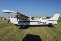 N911LA @ OSH - 1998 Cessna 172R, c/n: 17280639 at Fond Du Lac