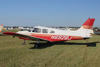 N6928J @ FLD - 1976 Piper PA-28-151, c/n: 28-7615400 at Fond Du Lac