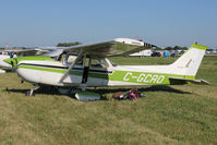 C-GCRO @ OSH - 1974 Cessna 172M, c/n: 17264220  at Fond Du Lac