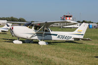 N364SP @ FLD - 2001 Cessna 172S, c/n: 172S8782 at Fond Du Lac