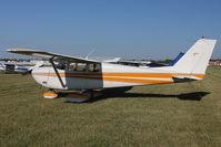 N8050T @ FLD - 1960 Cessna 175A, c/n: 56750 at Fond Du Lac