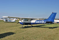 N8318J @ FLD - 1967 Cessna 150G, c/n: 15066218 at Fond Du Lac