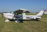 N944JH @ FLD - 1973 Cessna 182P, c/n: 18262033 at Fond Du Lac