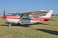 N7347N @ FLD - 1976 Cessna TU206G, c/n: U20603624 at Fond Du Lac