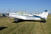 N5522L @ FLD - 1989 Beech F33A, c/n: CE-1399 at Fond Du Lac