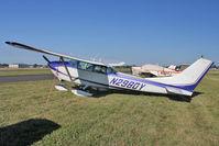 N2980Y @ FLD - 1962 Cessna 182E, c/n: 18253980 at Fond Du Lac