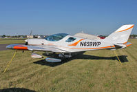 N659WP @ FLD - 2008 Czech Aircraft Works Spol Sro SPORTCRUISER, c/n: 08SC133 at Fond Du Lac