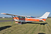 N1239M @ FLD - 1975 Cessna 182P, c/n: 18264254 at Fond Du Lac