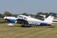 N8202W @ FLD - 1965 Piper PA-28-180, c/n: 28-2331 at Fond Du Lac