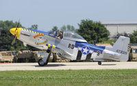 N551RD @ KOSH - AIRVENTURE 2011