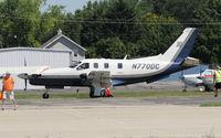 N770DC @ KOSH - AIRVENTURE 2011