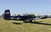 N45DT @ KOSH - AIRVENTURE 2011
