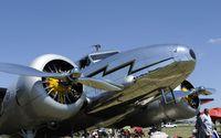 N2072 @ KOSH - AIRVENTURE 2011 - by Todd Royer
