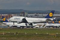 D-ABVA @ EDDF - Boeing 747-430 - by Jerzy Maciaszek