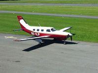 SE-ILP @ EDQD - SE-ILP Bayreuth Airport - by flythomas