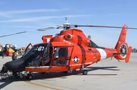 6585 @ KNJK - Aerospatiale HH-65C Dolphin of the USCG at the 2011 airshow at El Centro NAS, CA - by Ingo Warnecke