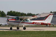 C-FVZN @ KOSH - Cessna 172N - by Mark Pasqualino