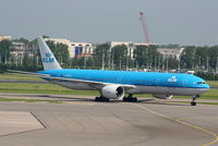 PH-BVA @ EHAM - KLM Royal Dutch Airlines - by Chris Hall