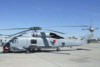 166593 @ KNJK - Sikorsky MH-60R Seahawk / Knighthawk at the 2011 airshow at El Centro NAS, CA - by Ingo Warnecke