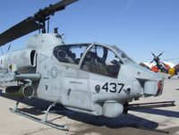 162558 @ KNJK - Bell AH-1W Super Cobra of the USMC at the 2011 airshow at El Centro NAS, CA - by Ingo Warnecke