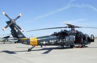 166323 @ KNJK - Sikorsky MH-60S Seahawk / Knighthawk at the 2011 airshow at El Centro NAS, CA - by Ingo Warnecke