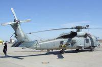 162336 @ KNJK - Sikorsky SH-60B Seahawk of the US Navy at the 2011 airshow at El Centro NAS, CA