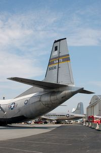 59-0536 @ DOV - 1959 Douglas C-133B-DL Cargomaster at the Air Mobility Command Museum, Dover AFB, DE - by scotch-canadian