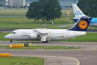 D-AVRB @ EHAM - Lufthansa CityLine - by Chris Hall