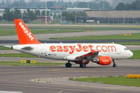 G-EZNC @ EHAM - easyJet - by Chris Hall